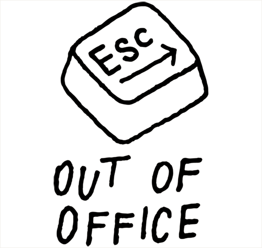 Out of office – spektakle biurowe